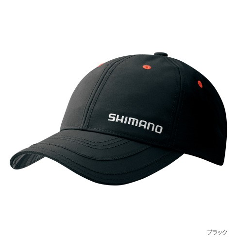 Кепка Shimano NEXUS Thermal Cap CA-036M чёрная